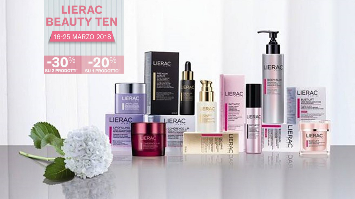 LIERAC BEAUTY TEN